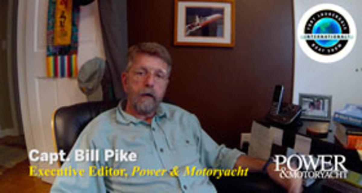 Capt Bill Pike