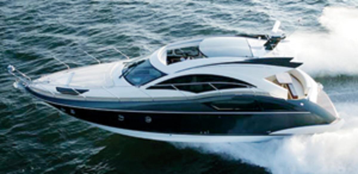 Sharply Dressed Power Motoryacht