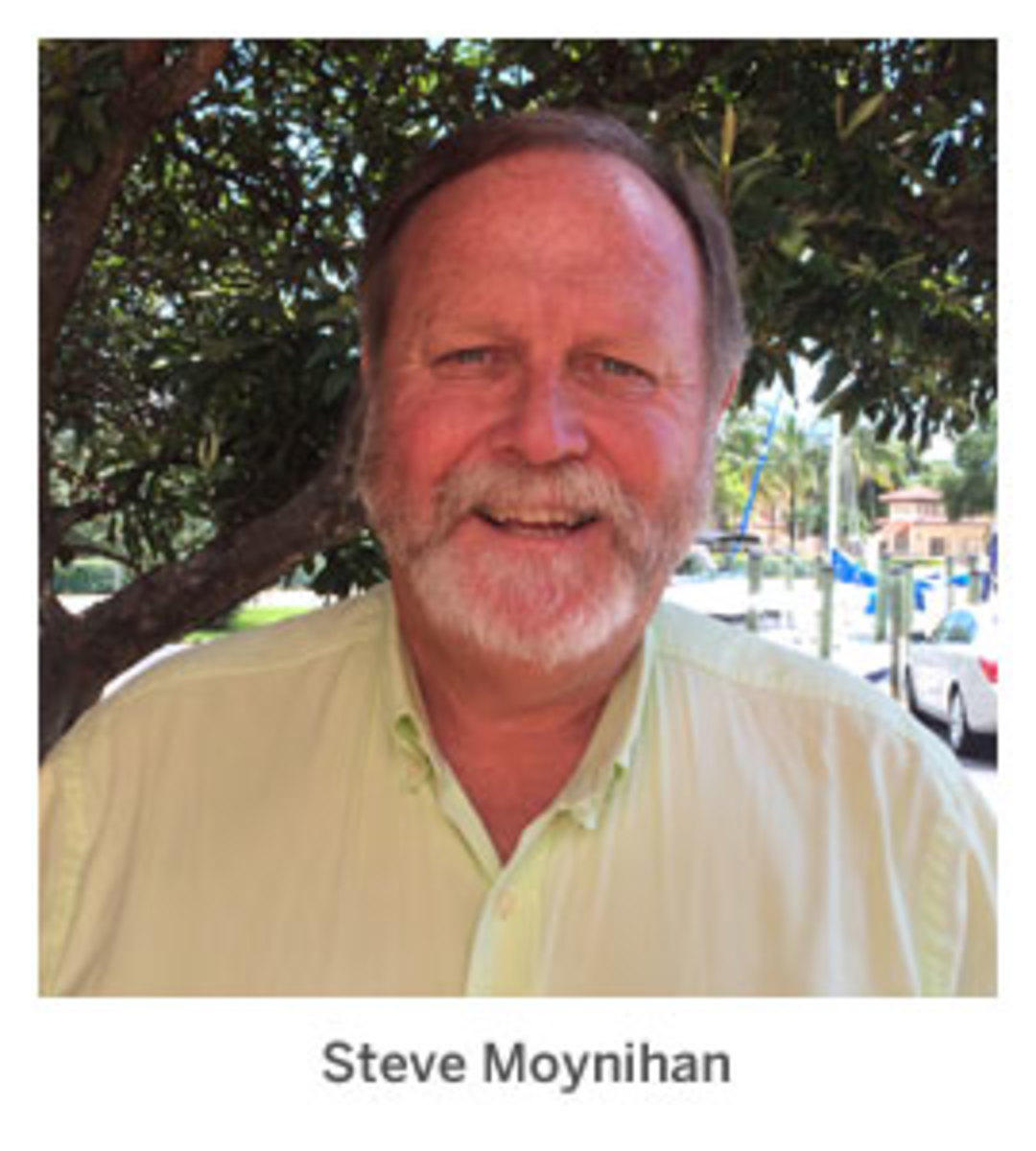 Steve Moynihan, founder and president, HMY