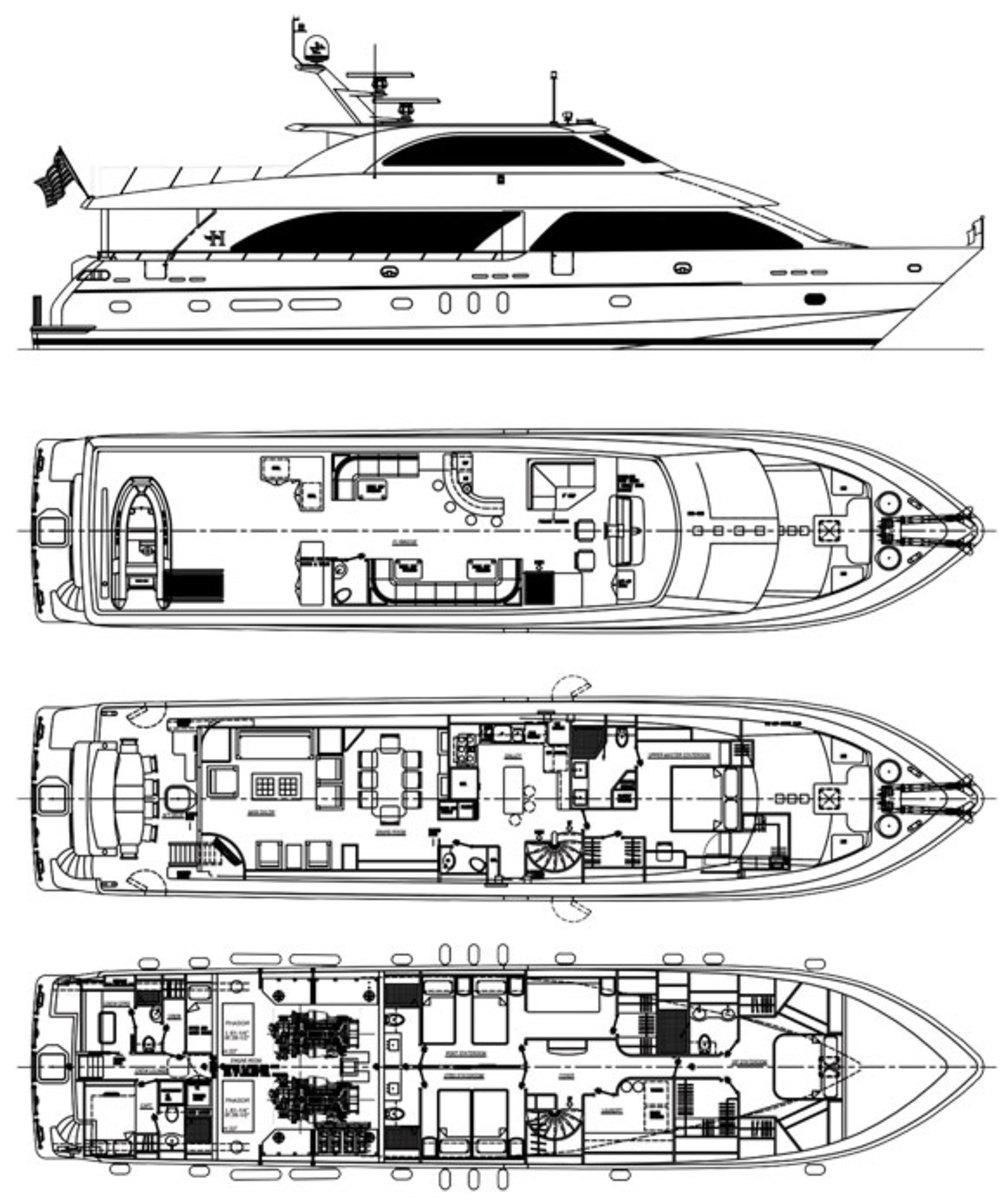 Hargrave 94 layout diagram