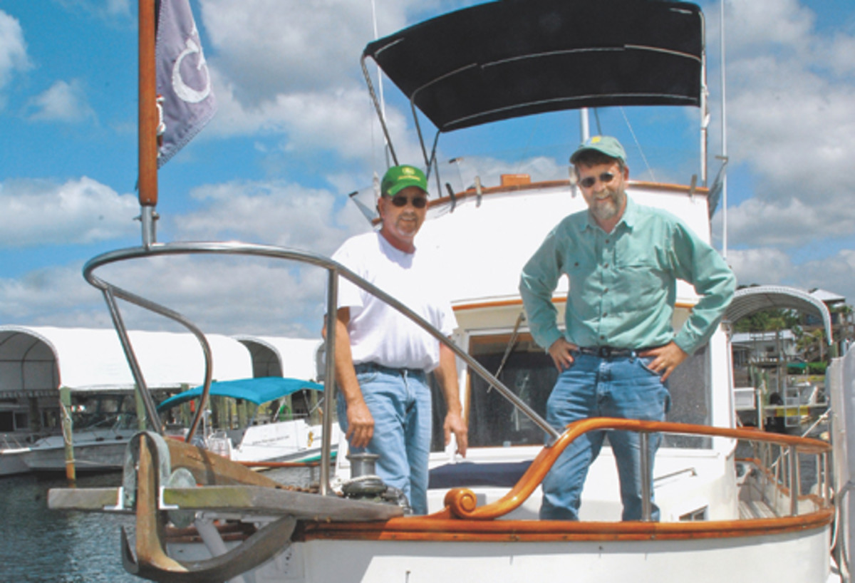 The Not-So Great Loop - Power & Motoryacht on great lakes sailing, caribbean sailing, the great loopers,