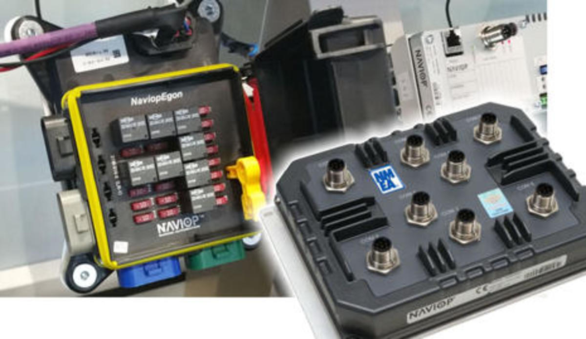 Digital Switching: Raymarine, Empirbus, Simrad, Naviops