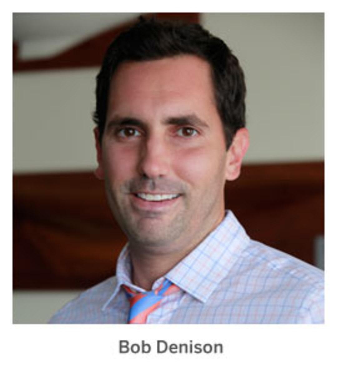 Bob Denison, president, Denison Yacht Sales