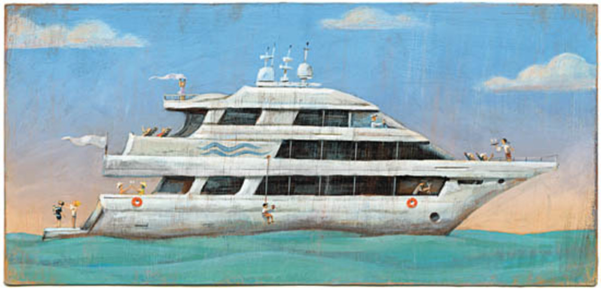 How To Staff A Yacht Power Motoryacht
