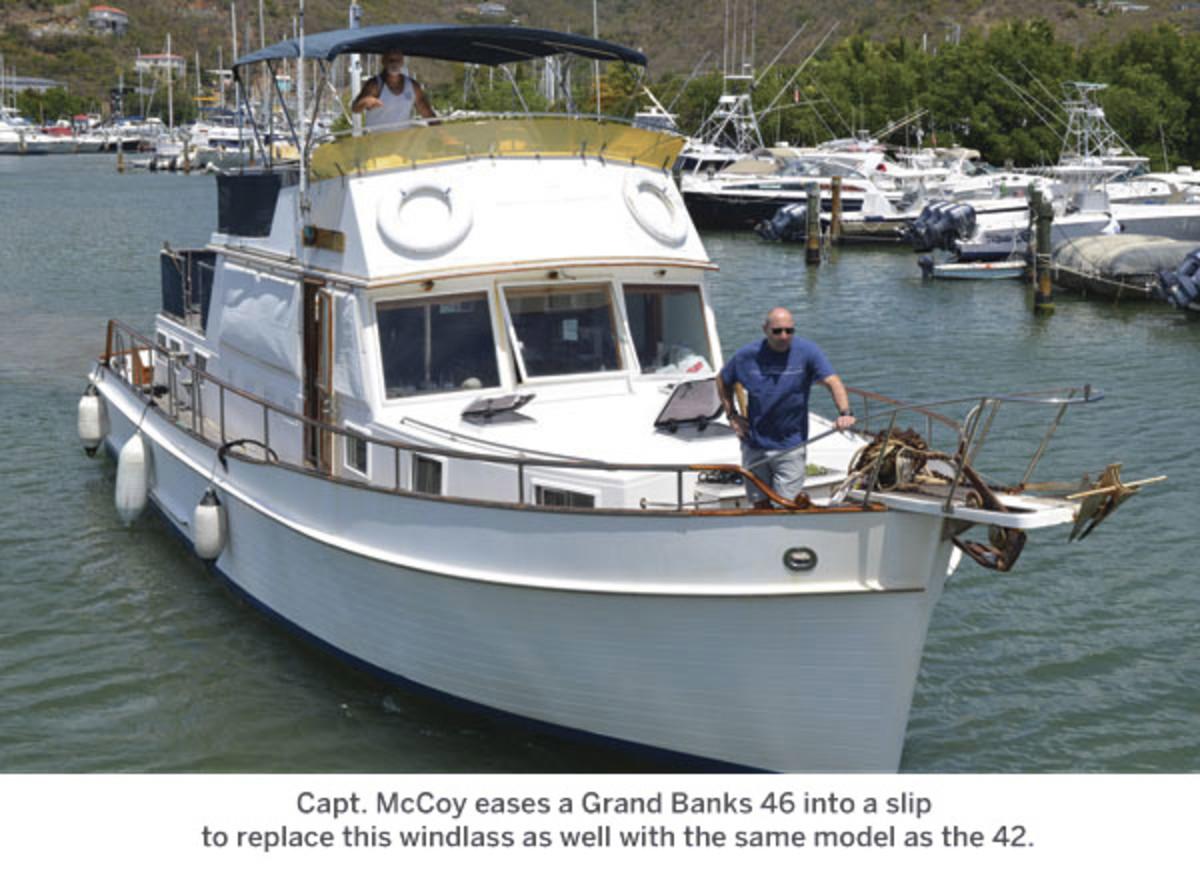 Grand Banks 46