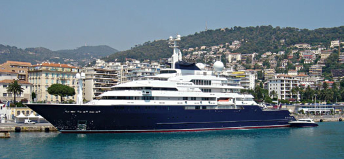 Americas 100 Largest Yachts 2007 2 Octopus
