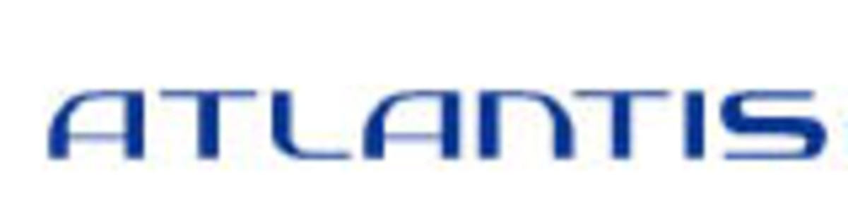 Atlantis Yachts logo