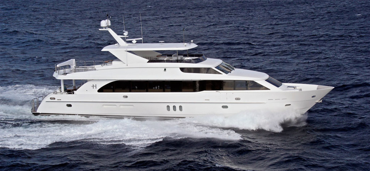 Hargrave Raised Pilothouse 101