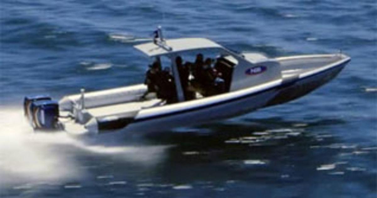 Sea Blade 35