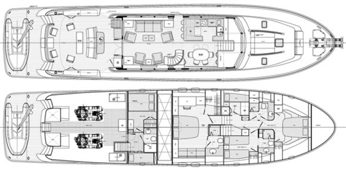 Hunt 80 deckplans
