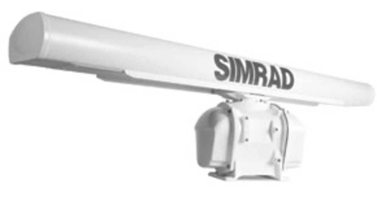 Simrad Low Emission HD Digital Radar
