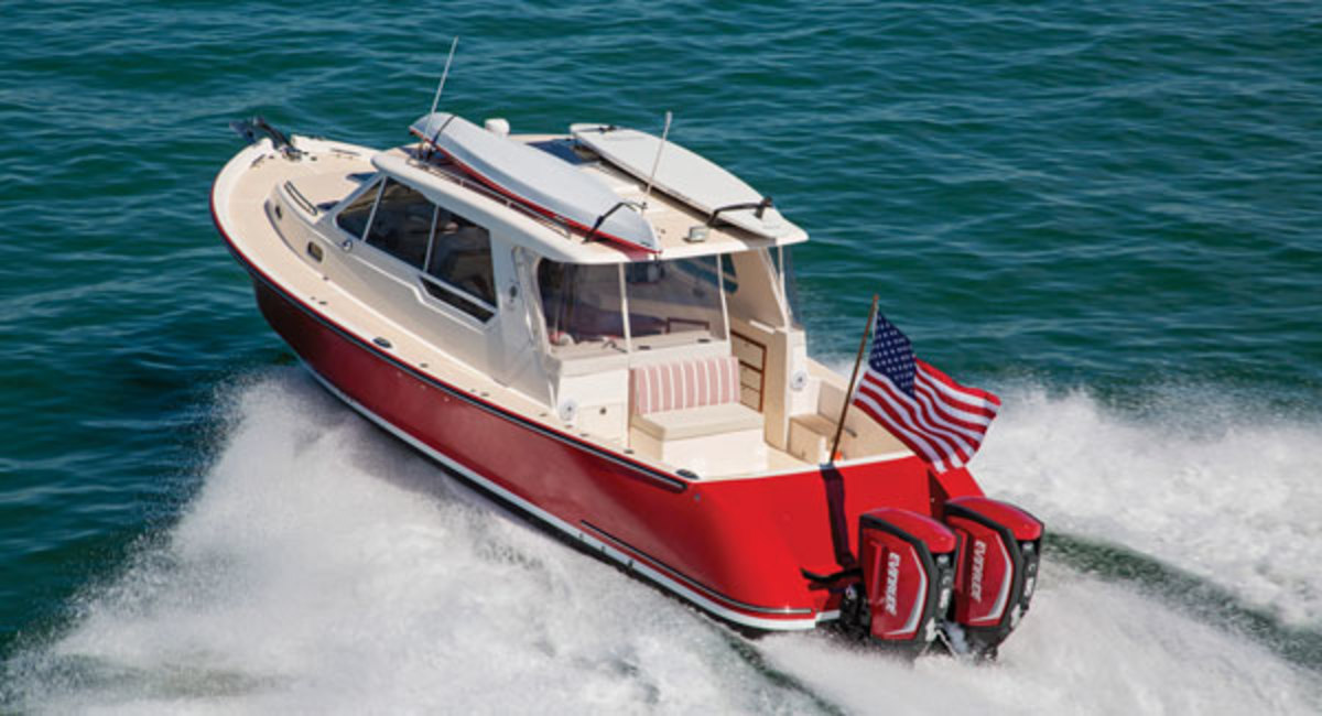 5 Reasons Outboards Are Here to Stay - Power & Motoryacht