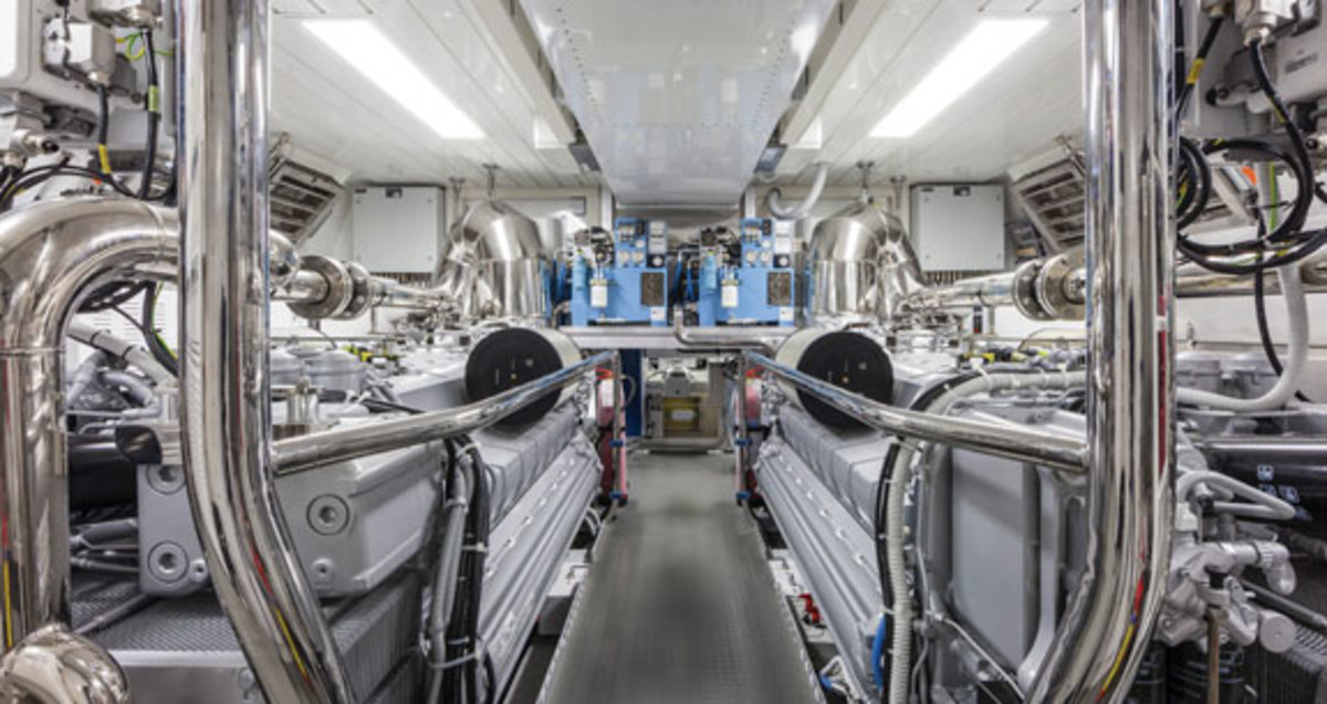 Diesel Engine Myths - Power & Motoryacht
