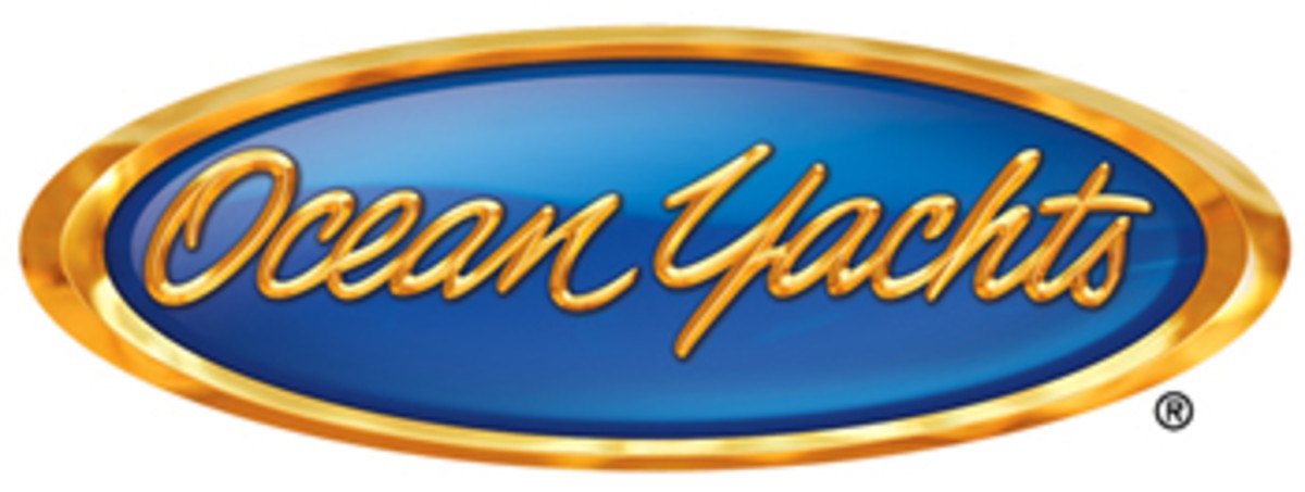 Ocean Yachts Logo