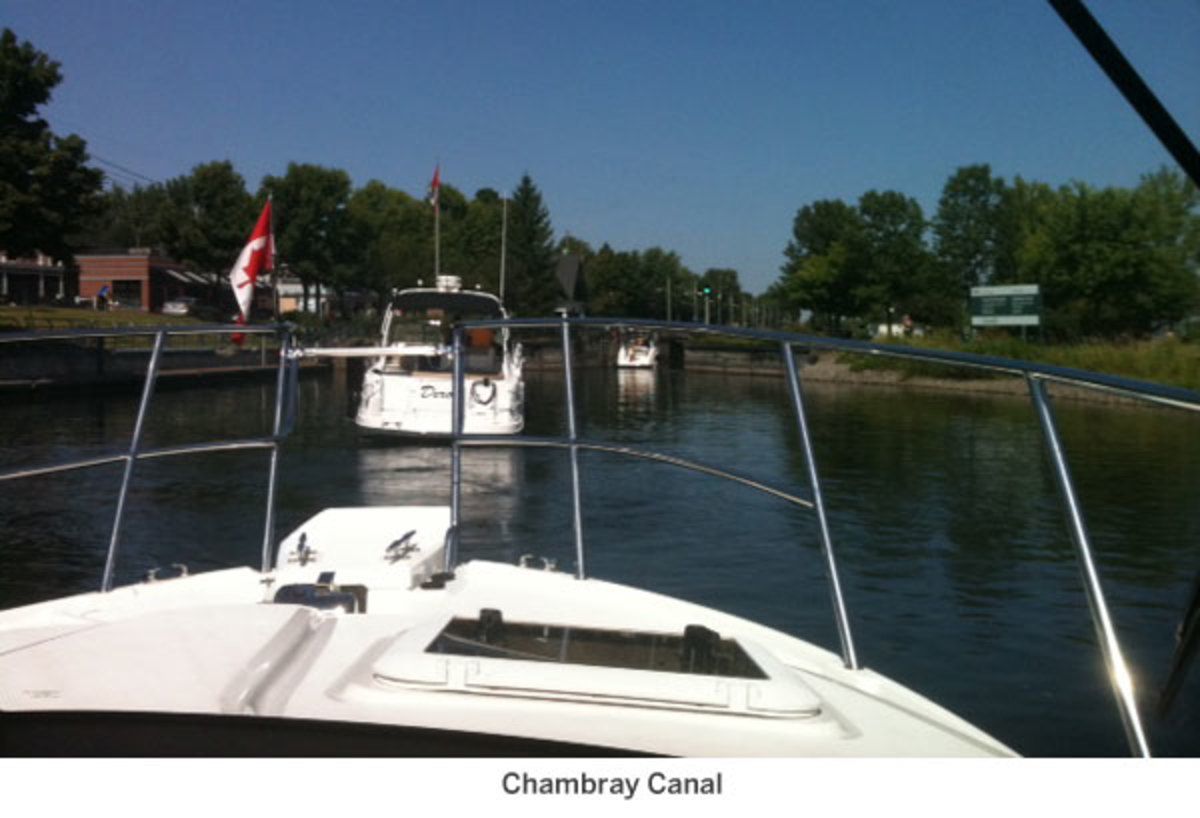 Chambray Canal