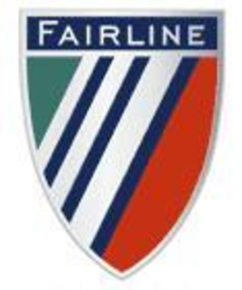 Fairline logo