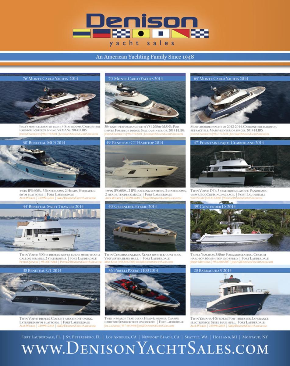 Denison Yacht Sales