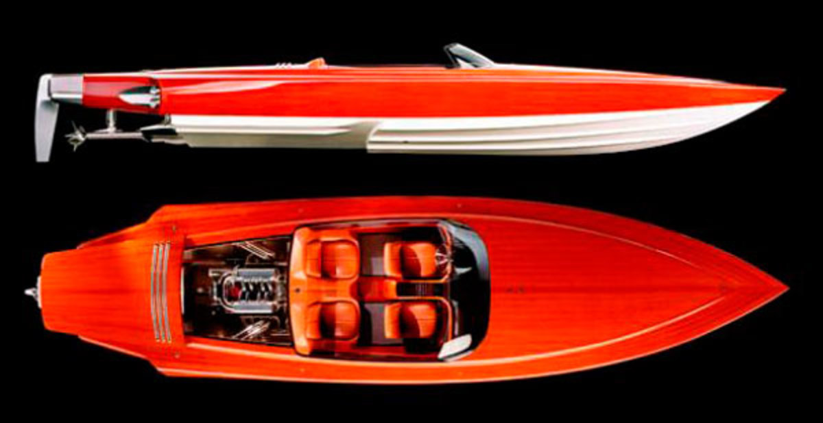 For Boats Sake Motoryacht Beauty's Poweramp; Creating uOPkXiZ