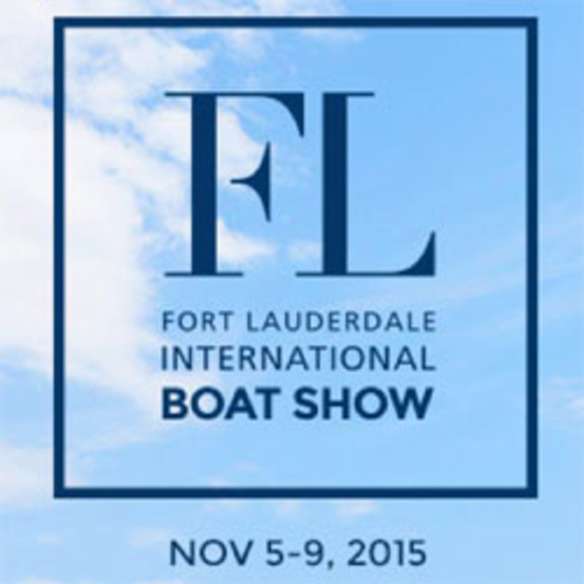 Ft Lauderdale International Boat Show logo