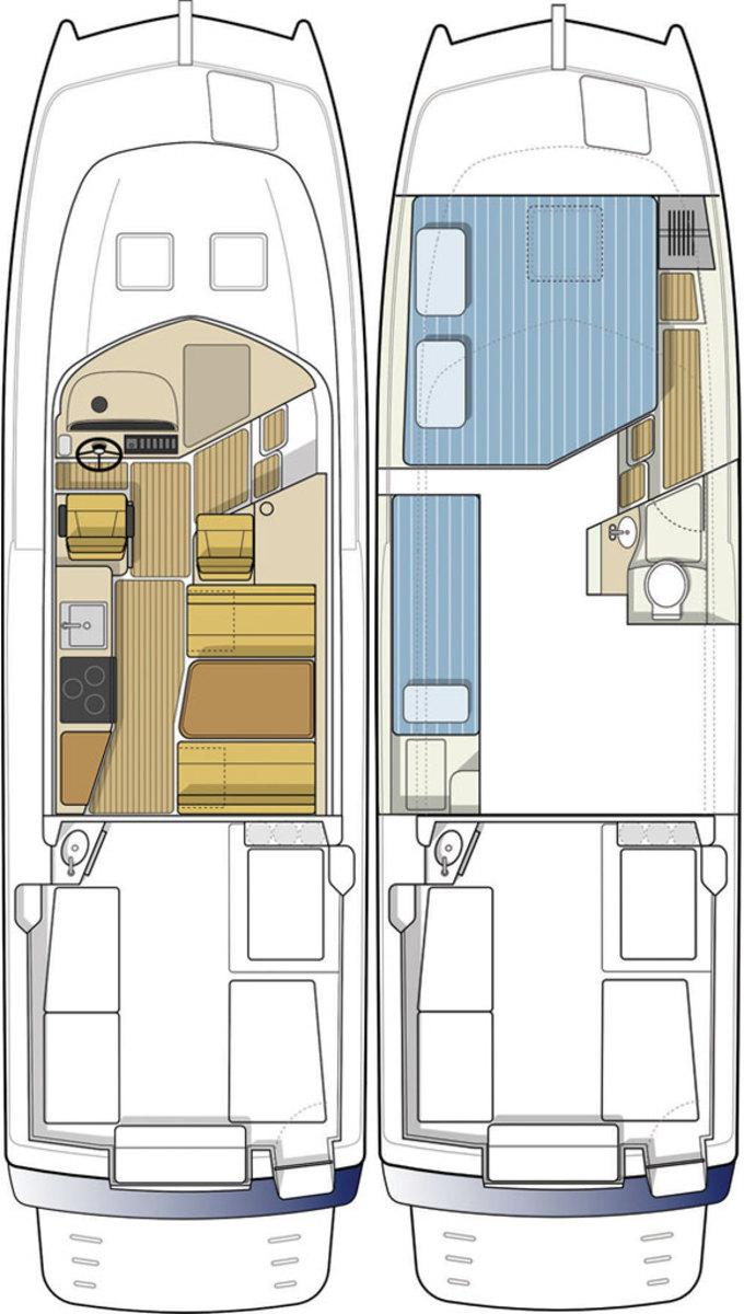 Aspen C100 deckplans