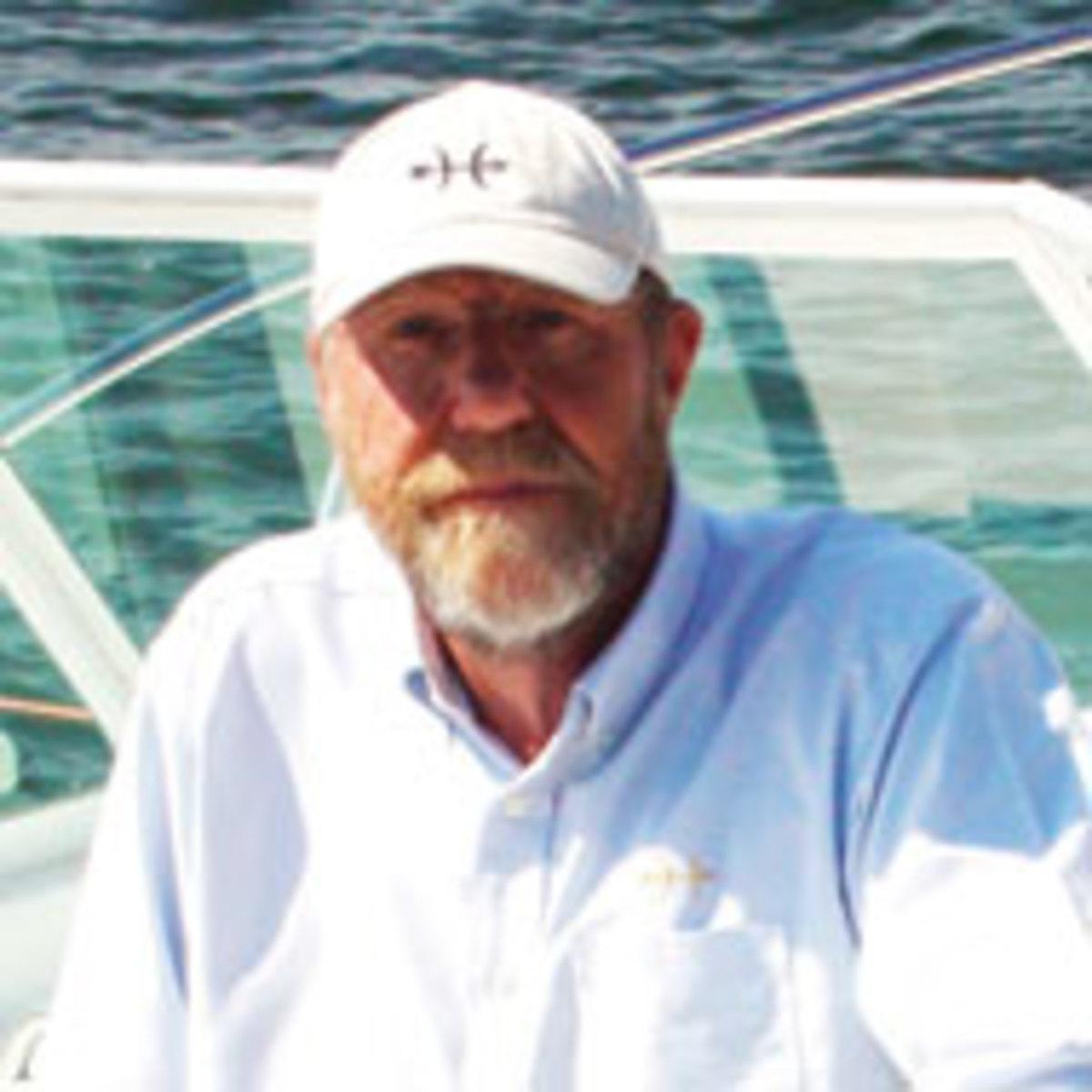 Hunt President Peter Van Lancker