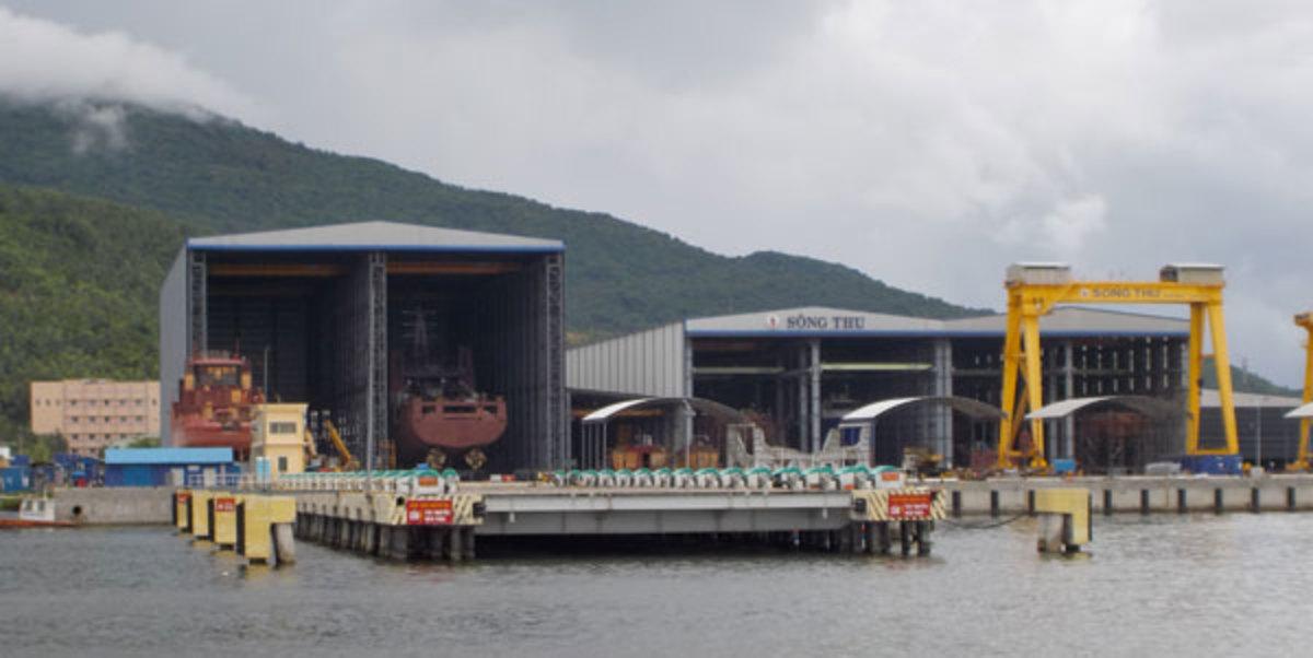 Song Thu Shipyard