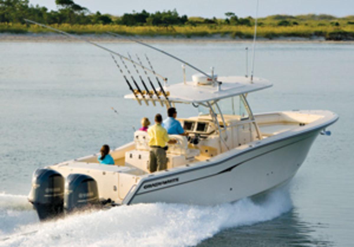 Grady-White Canyon 336 - Power & Motoryacht