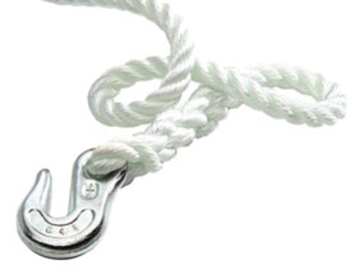 Chain snubber