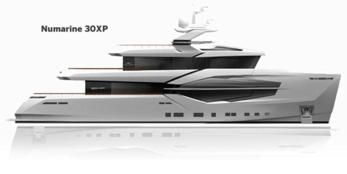 Numarine 30XP