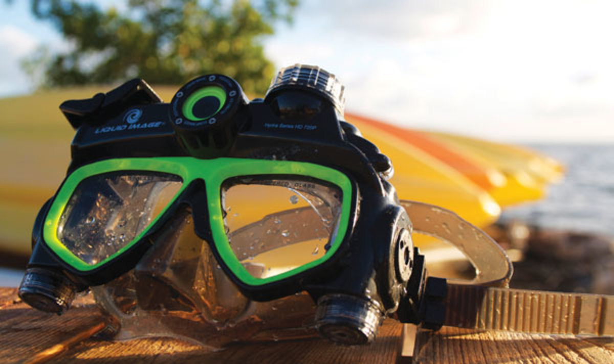 Hydra 720 Dive Mask/Camera