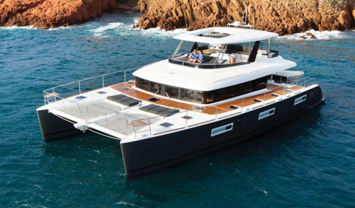 Lagoon 630 Motoryacht