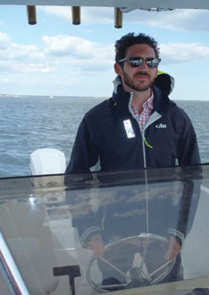 Gill Coastal Racer Jacket