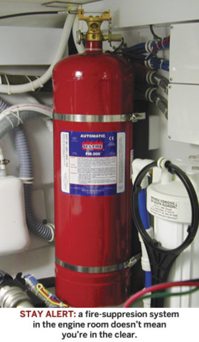 fire-suppresion system