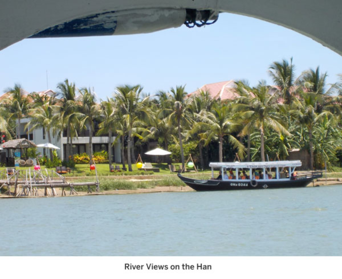 River Views on the Han
