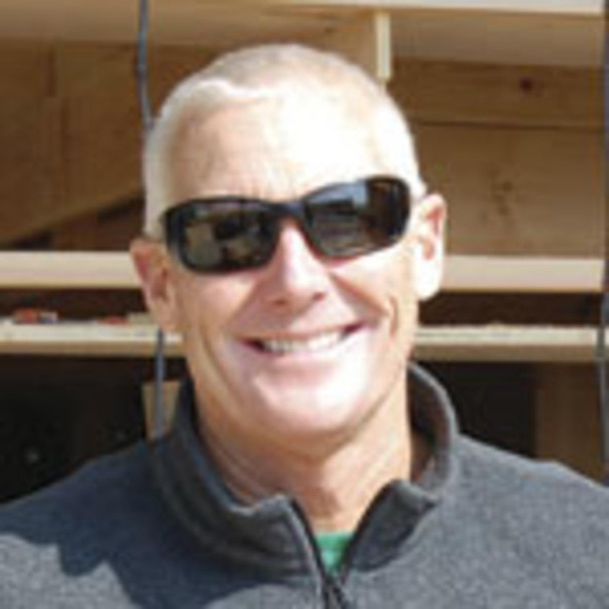 John Bayliss, Boatbuilder, Bayliss Boatworks