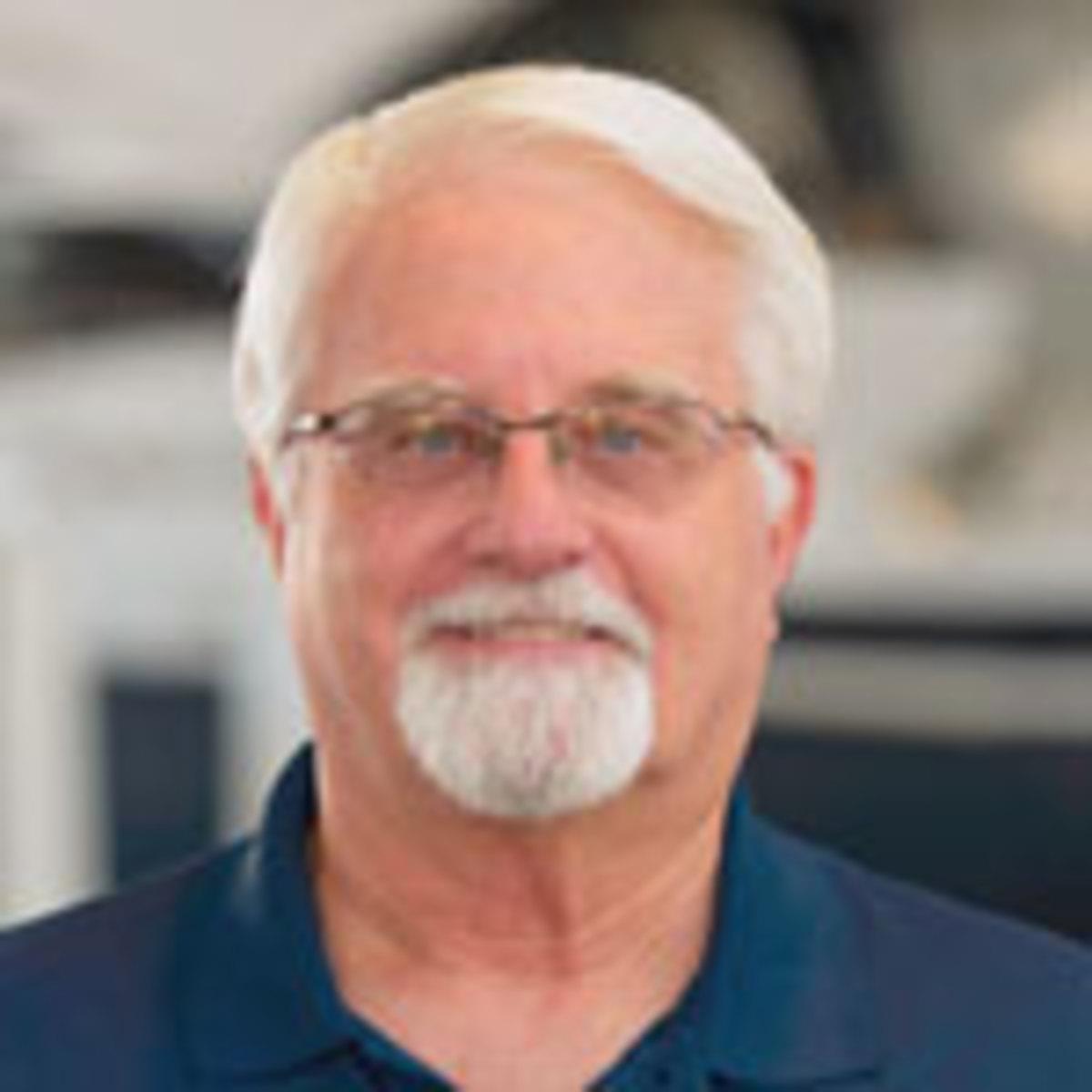 Don Jones, Vice President of Sales, Bertram Yacht