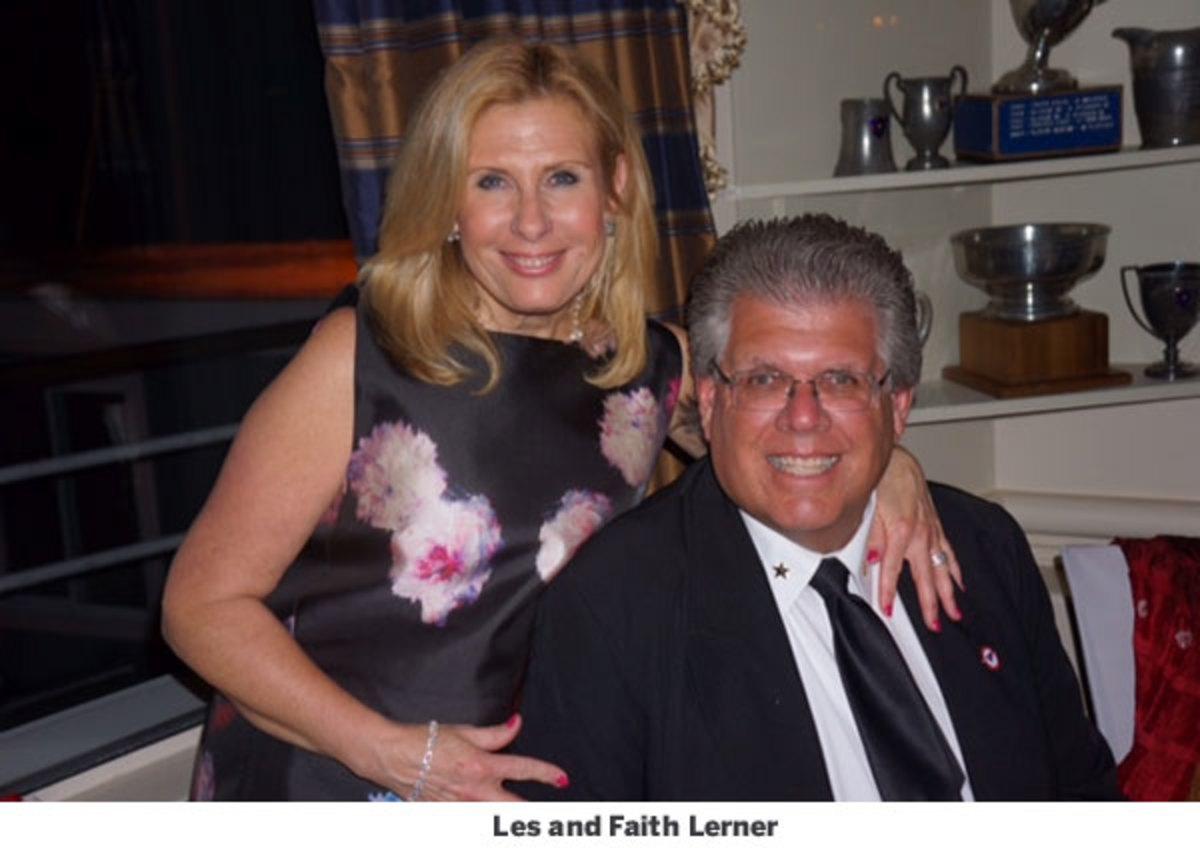 Les and Faith Lerner