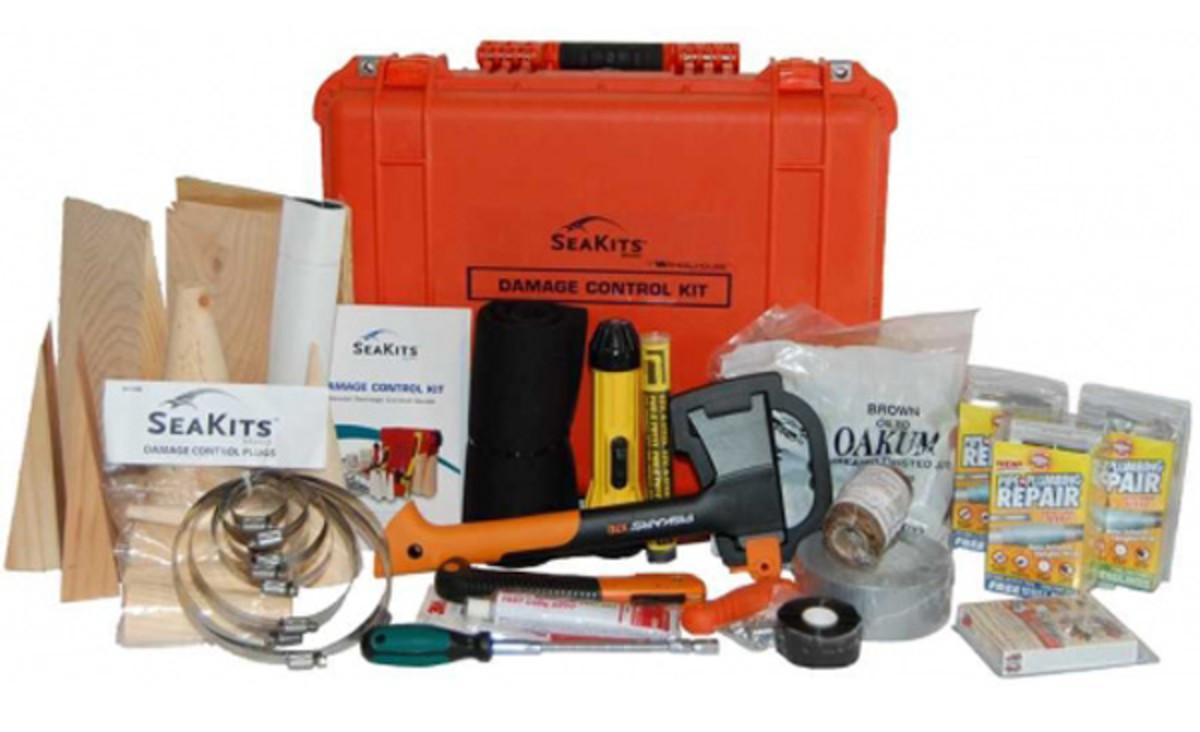 WheelHouse Damage Control Kit