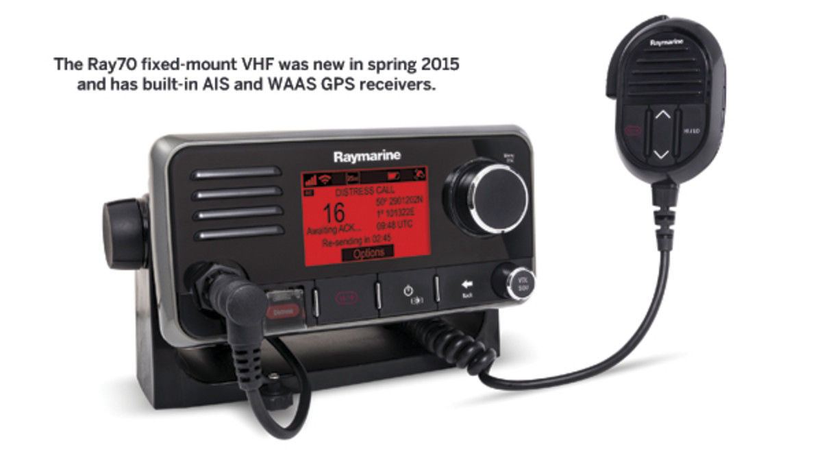 Ray70 fixed-mount VHF