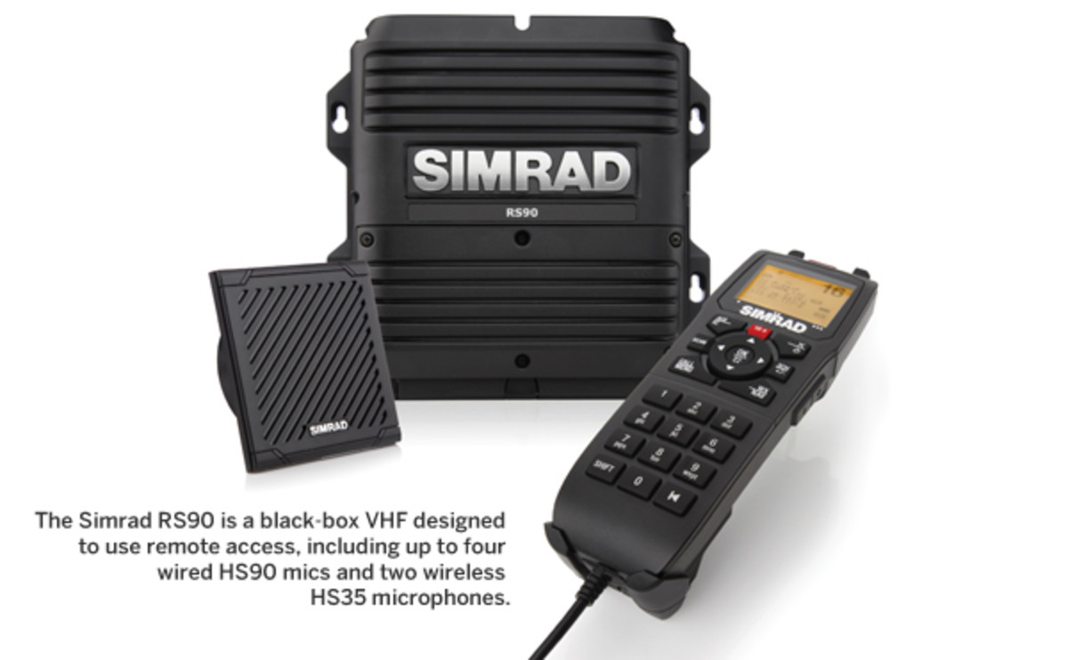 The Simrad RS90