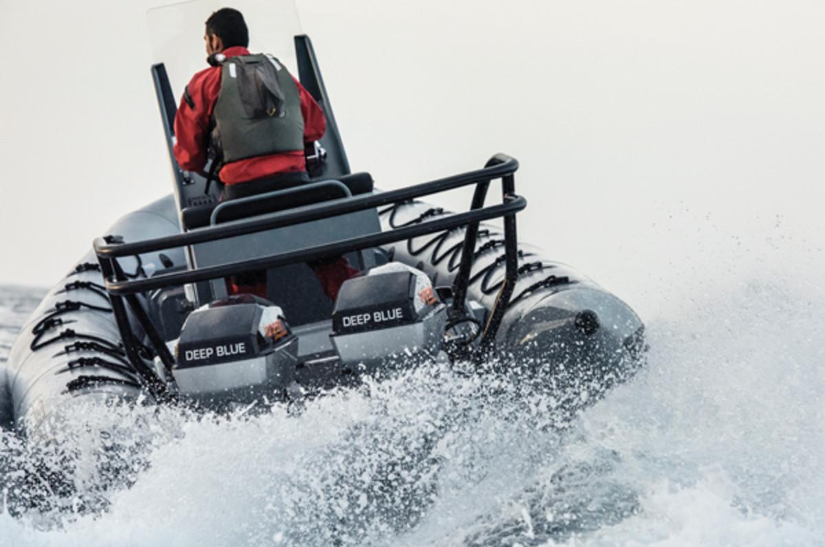 Torqeedo Electric Marine-Motors