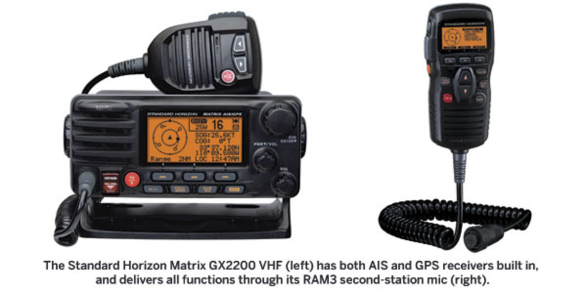 Standard Horizon Matrix GX2200 VHF