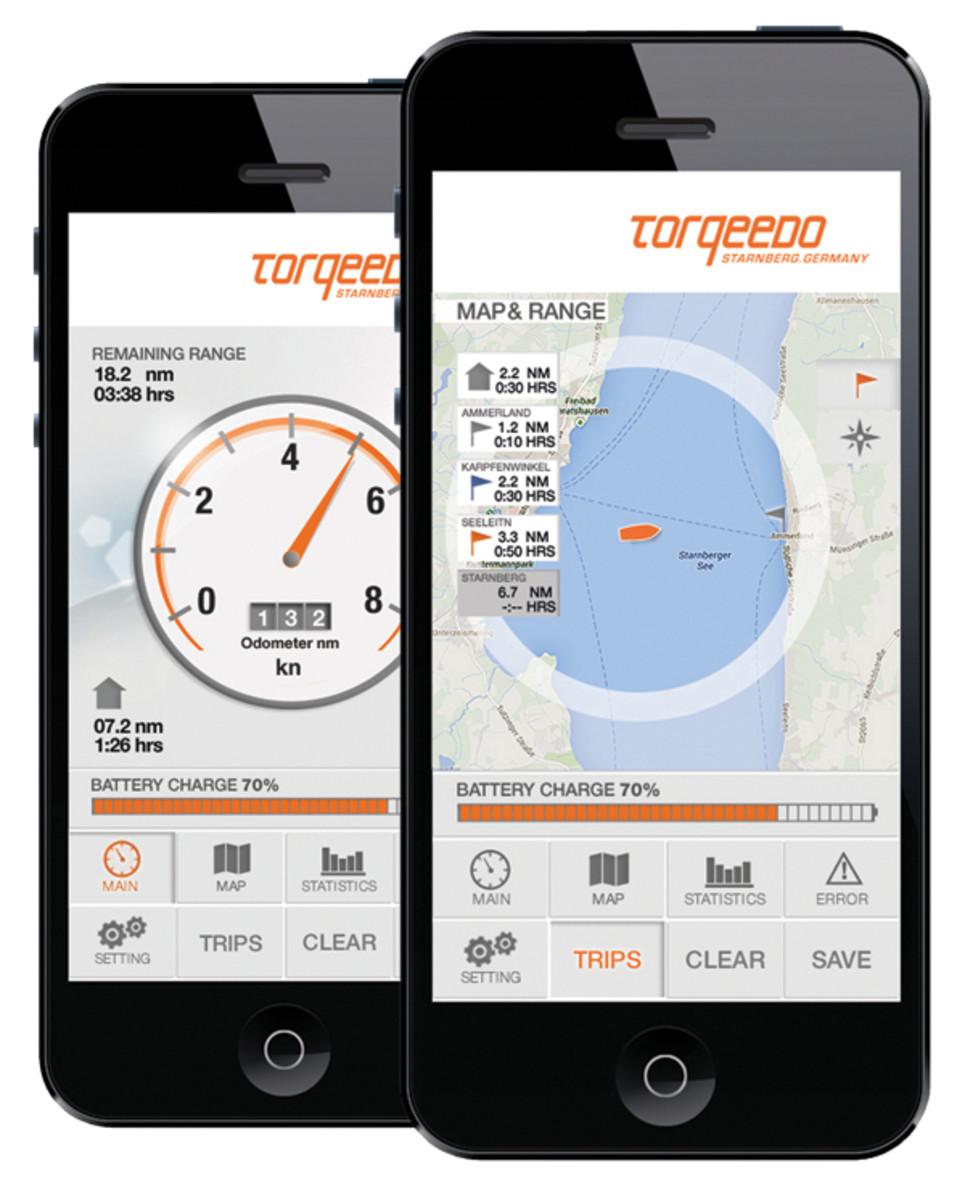 Torq Trac app
