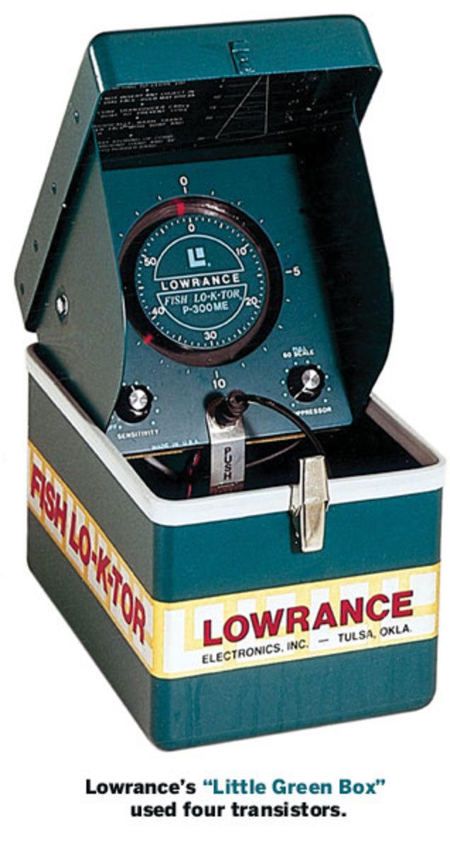 "Lowrance's ""Little Green Box"""