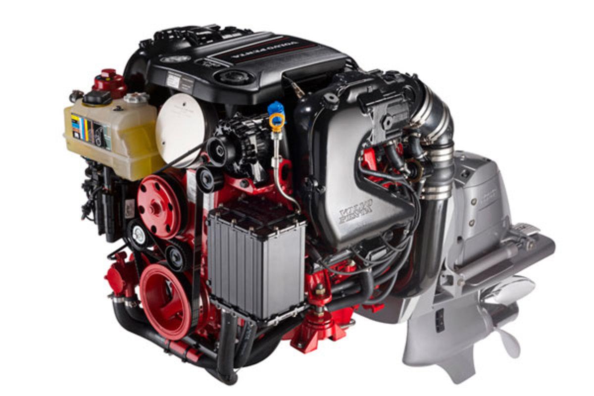 General Motors 4.3-liter V-6 for stern drives