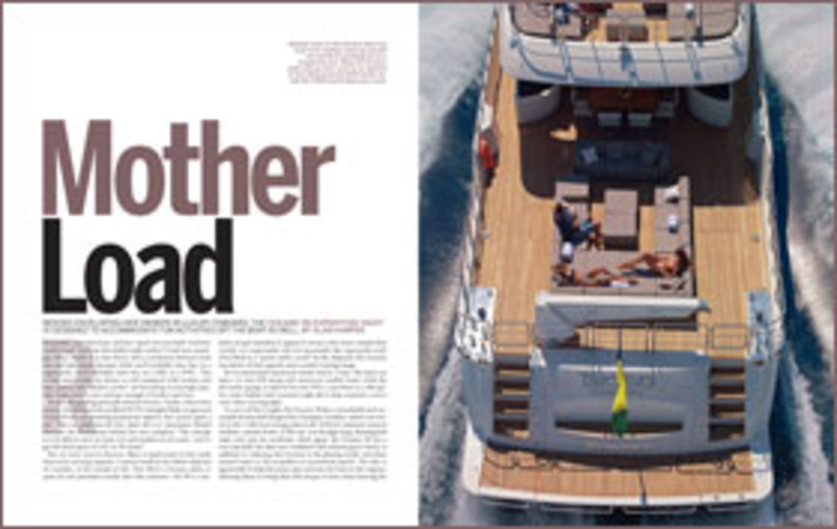 Mother Load article spread