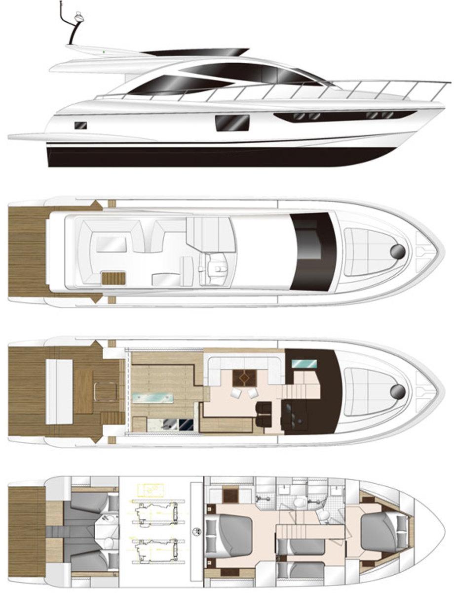 Dyna 60 deckplans