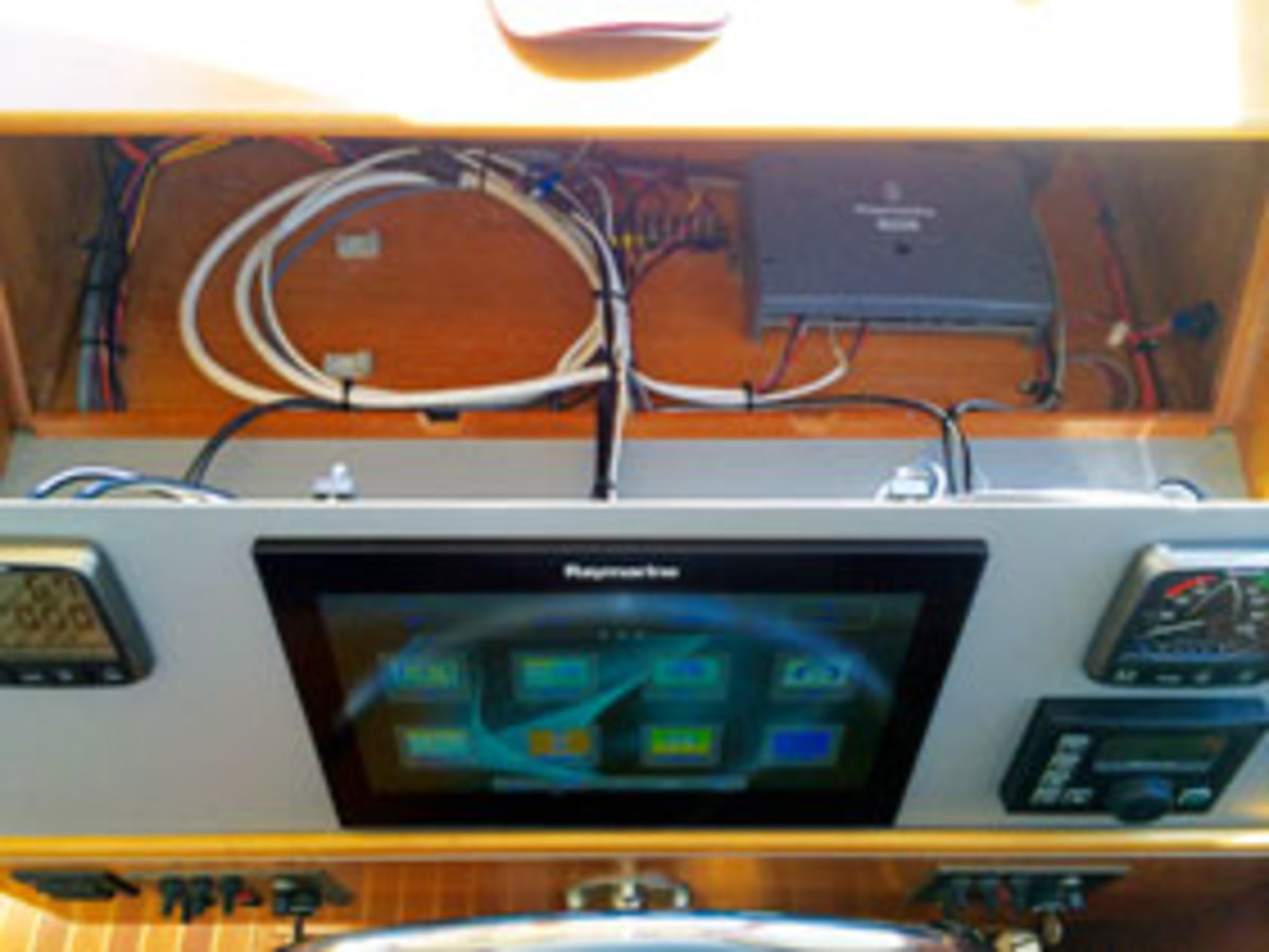 How to Install Electronics on Your Boat - Power & Motoryacht