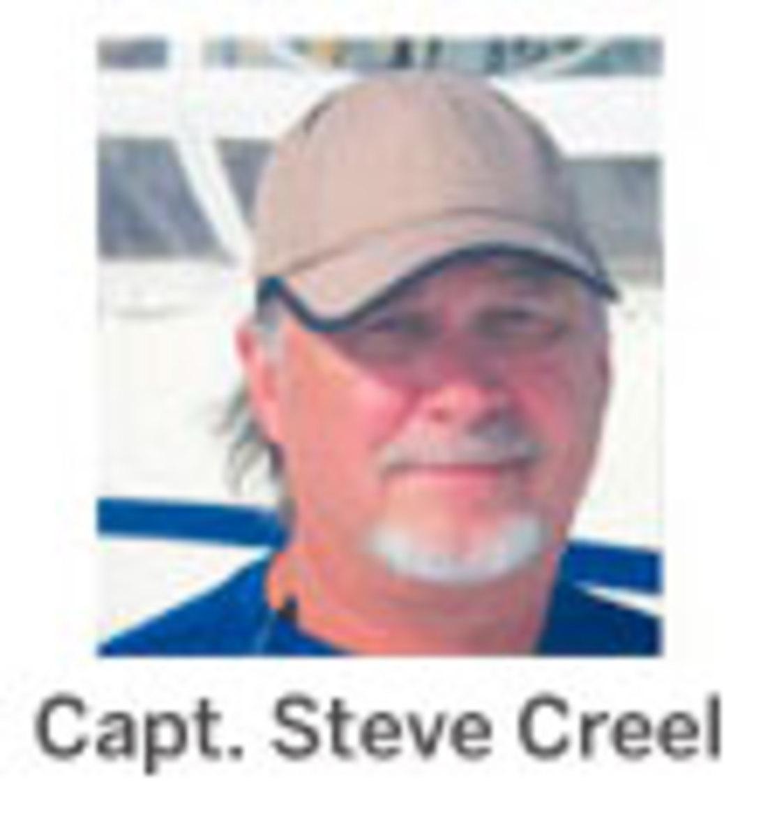 Capt. Steve Creel