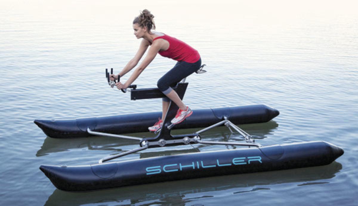Schiller X1 Founder's Edition Bike-Boat